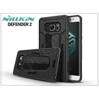 Samsung Galaxy Note 7 fekete ütésálló hátlap