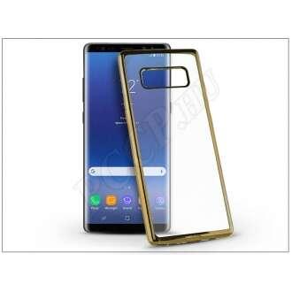Samsung Galaxy Note 8 arany szilikon hátlap