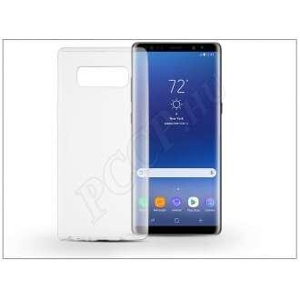 Samsung Galaxy Note 8 átlátszó szilikon hátlap