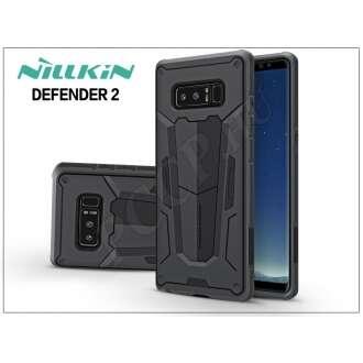 Samsung Galaxy Note 8 fekete ütésálló hátlap