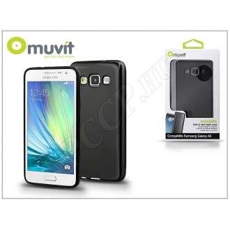 Samsung Galaxy A5 fekete hátlap