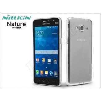 Samsung Galaxy Grand Prime átlátszó szilikon hátlap