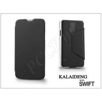 Samsung Galaxy S5 fekete flip tok