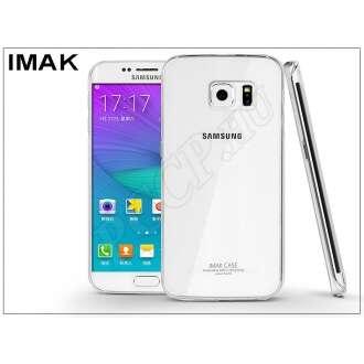 Samsung Galaxy S6 Edge + átlátszó hátlap