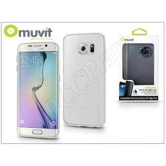 Samsung Galaxy S6 Edge Plus átlátszó hátlap