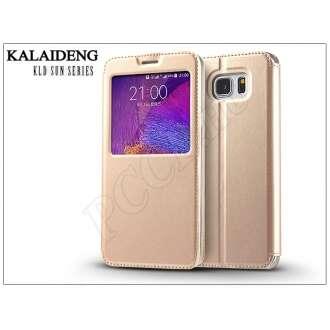 Samsung Galaxy Note 5 arany flip tok