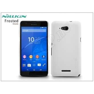 Sony Xperia E4G fehér hátlap