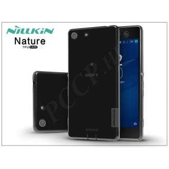 Sony Xperia M5 szürke szilikon hátlap