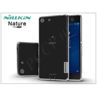 Sony Xperia M5 átlátszó szilikon hátlap