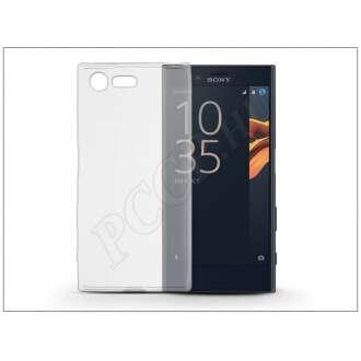 Sony Xperia X Compact (F5321) átlátszó szilikon hátlap