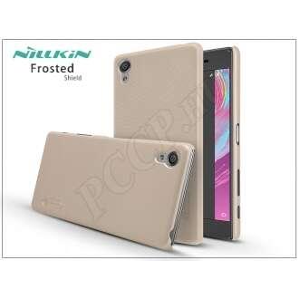 Sony Xperia X (F5121) arany hátlap