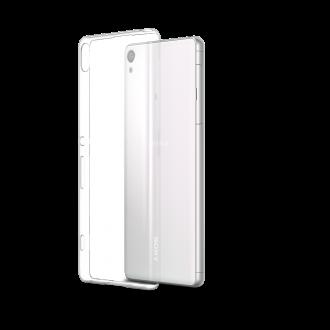 Sony Xperia X átlátszó vékony szilikon hátlap