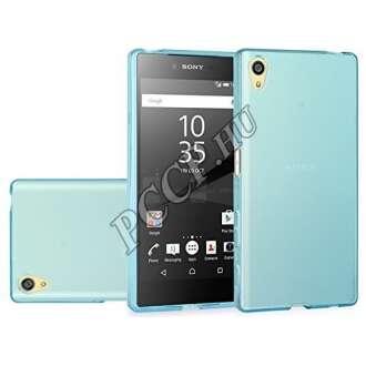 Sony Xperia X kék vékony szilikon hátlap
