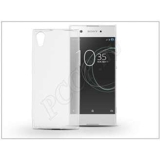 Sony Xperia XA1 átlátszó szilikon hátlap