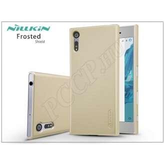 Sony Xperia XZ (F8331) arany hátlap
