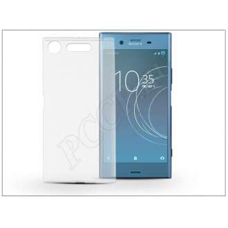 Sony Xperia XZ1 (G8341) átlátszó szilikon hátlap