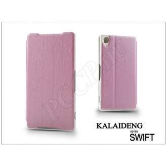 Sony Xperia Z2 (D6503) pink flip tok
