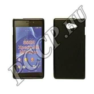 Sony Xperia Z5 Compact fekete vékony szilikon hátlap