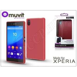 Sony Xperia Z5 (E6653) piros hátlap