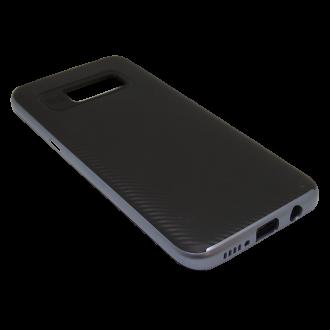 Samsung Galaxy J5 (2016) fekete ütésálló hátlap