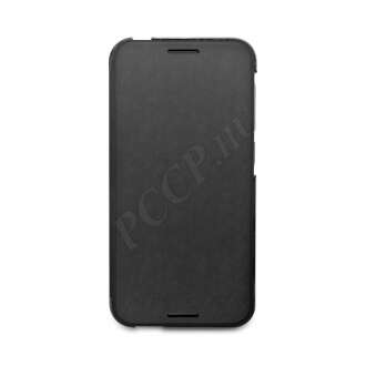 Vodafone Smart N8 fekete book cover tok