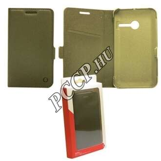 Vodafone Turbo 7 (Frodo) fekete book cover tok