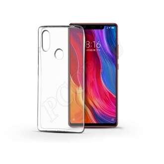 Xiaomi Mi 8 Se átlátszó szilikon hátlap