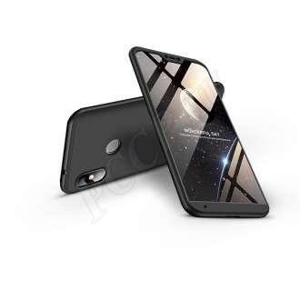 Xiaomi Mi A2 Lite fekete három részből álló védőtok