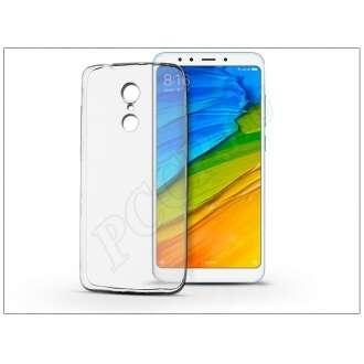 Xiaomi Redmi 5 átlátszó szilikon hátlap