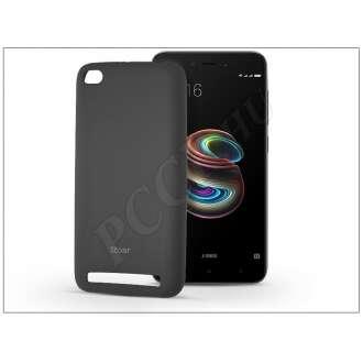 Xiaomi Redmi 5A fekete szilikon hátlap