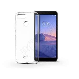 Xiaomi Redmi 6 átlátszó szilikon hátlap