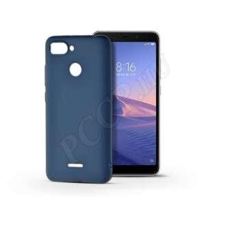Xiaomi Redmi 6 kék szilikon hátlap