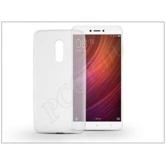 Xiaomi Redmi Note 4X átlátszó szilikon hátlap