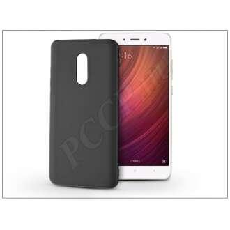 Xiaomi Redmi Note 4X fekete szilikon hátlap