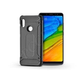 Xiaomi Redmi Note 5 fekete ütésálló hátlap
