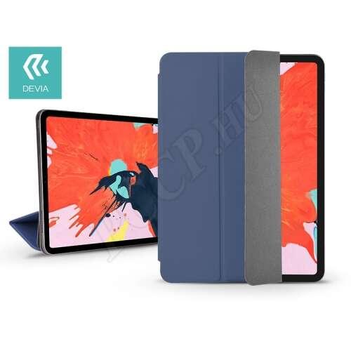 Apple Ipad Pro 11 (2018) kék védőtok On/off funkcióval
