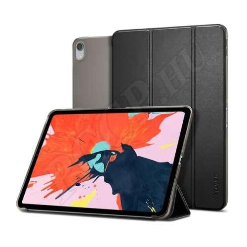 Apple iPad Pro 12.9 (2018) fekete oldalra nyíló tok