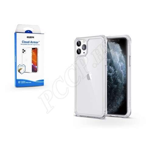 Apple Iphone 11 Pro Max átlátszó hátlap