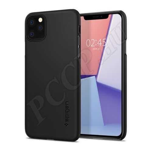 Apple iPhone 11 Pro Max fekete hátlap