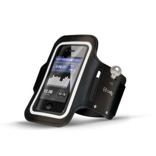 Apple Iphone 5 fekete karpánt