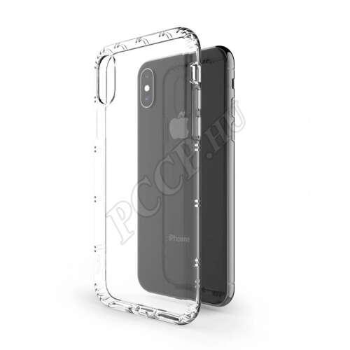 Apple Iphone 7 átlátszó szilikon hátlap