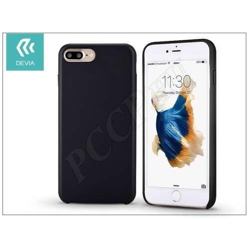 Apple Iphone 8 Plus fekete hátlap