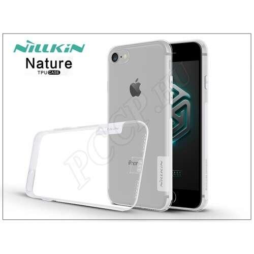 Apple Iphone 8 átlátszó szilikon hátlap