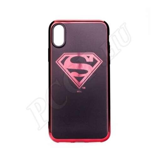 Apple iPhone SE Superman logó mintás hátlap