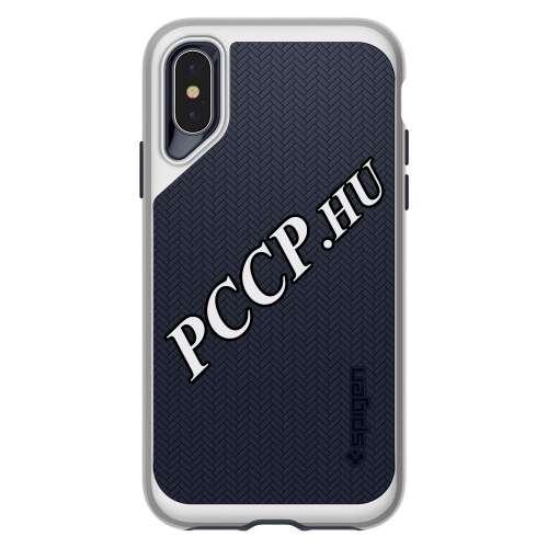 Apple Iphone XS ezüst hátlap