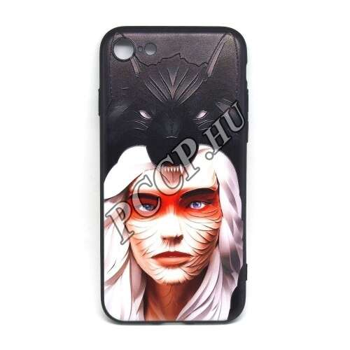 Apple Iphone X women design hátlap