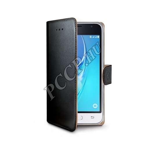 Samsung Galaxy J1 (2016) fekete book tok