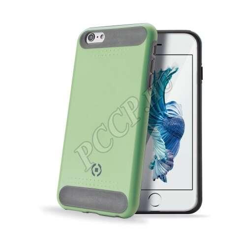 Apple iPhone 6S zöld ütésálló szilikon hátlap