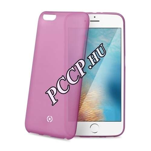Apple iPhone 7 Plus pink ultravékony hátlap