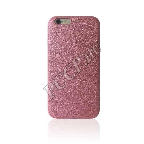 Apple iPhone 6 'glitter Case - Pink' műanyag hátlap